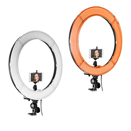 Use an LED Ring Light for awesome selfies 7
