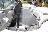Airax Windschott für CLK A 209 A209 Cabrio Windabweiser Windscherm Windstop Wind deflector...