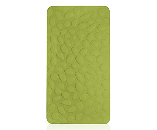 Buy Bargain Nook Sleep Pebble Pure Crib Mattress, Lawn