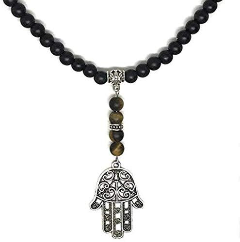 quanjiafu Collar Conjuntos De Joyas De Perlas Árabes Collar De Boda Africano Pendientes Anillo para Mujer Bola PNG Emiratos Árabes Unidos Regalos Longitud 60 Cm X 3 Mm Cadena