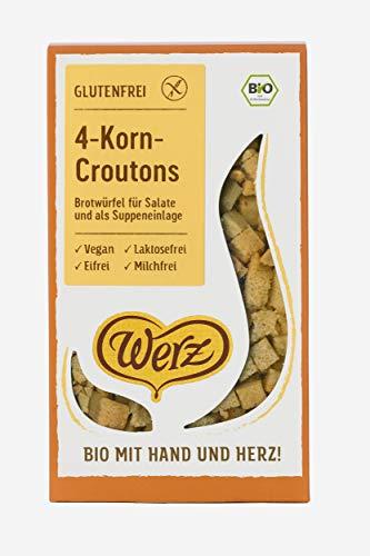 Werz 4-Korn-Croutons glutenfrei