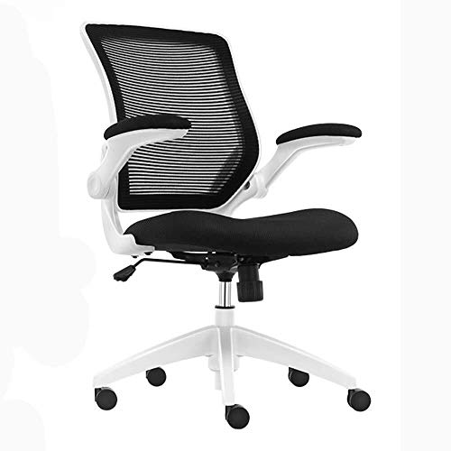 XKKD stoel Home bureaustoel roterende leuning sparen ruimte S Type rugleuning ademend mesh lagergewicht 200kg