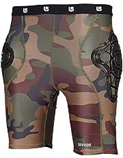 Burton YTH Total Imp - Pantalones de protección para Snowboard (Pantalones Cortos, Refuerzos de protección)