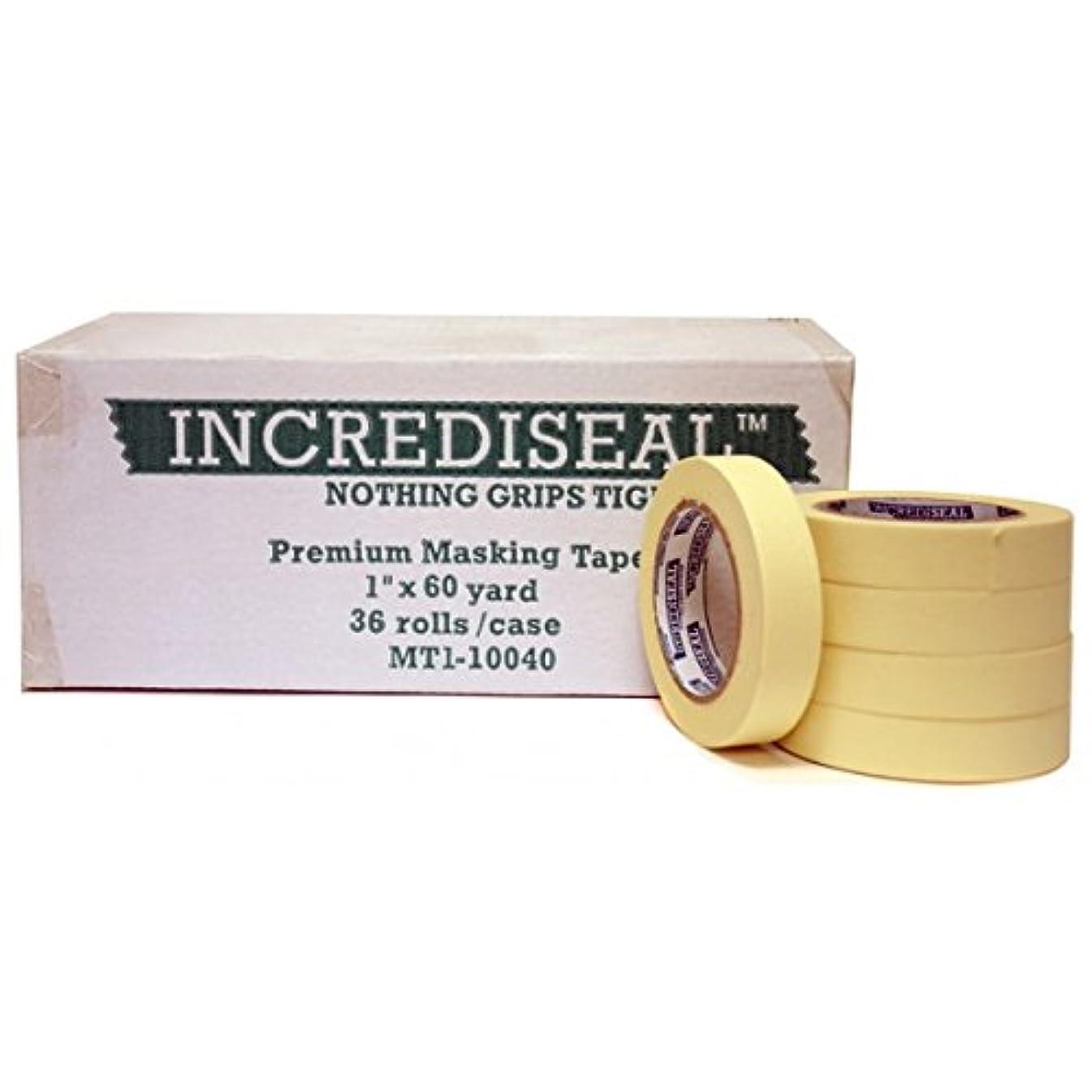 INCREDISEAL Low Tack Masking Tape, 1