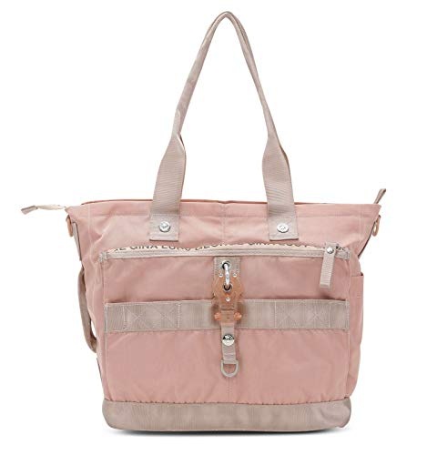 George Gina & Lucy Baby Bags Little Styler Dusty Rose