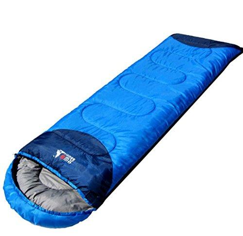 Camping Sacs de couchage Quatre saisons Général À l'extérieur Voyage Respirant Garder au chaud Coton Couple Peut être épissé connecté , 4 , 1.6kg