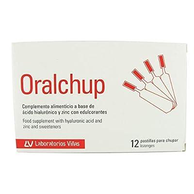 Oralchup 12 Pastillas