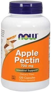Apple Pectin 700mg 120 Capsules (Pack of 2)