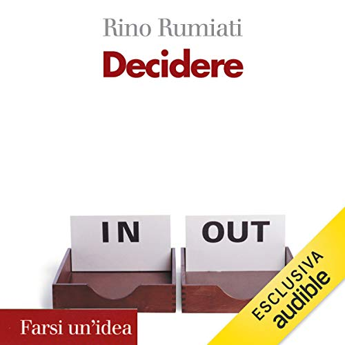Decidere cover art