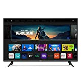 VIZIO 55-Inch V-Series 4K UHD LED HDR Smart TV with Apple AirPlay and Chromecast Built-in, Dolby Vision, HDR10+, HDMI 2.1, Auto Game Mode and Low Latency Gaming, V555-J01, 2021 Model