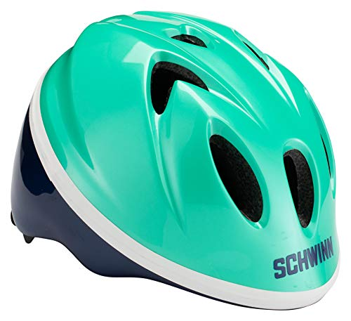 Schwinn Infant Bike Helmet Classic Design, Ages 0-3 Years, Teal