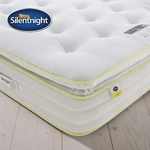 Silentnight 3000 Pocket Eco Comfort Mattress, Medium Firm, Single