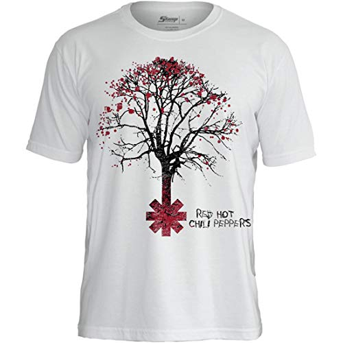 Camiseta Red Hot Chili Peppers Higher Ground