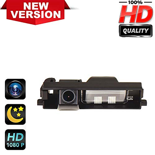 X5 E70 HD 1280x720p Retrocamera 170/° Visione Notturna Impermeabile Telecamera posteriori retromarcia Fotocamera per BMW Series 1 E82 E84 E88 Series 3 E90 E91 E92 E93//X1 E84 X6 E71