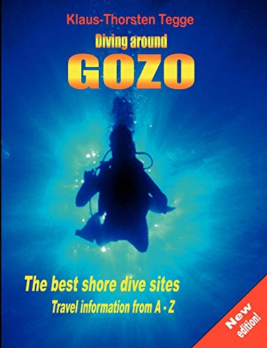 Diving around Gozo. The best shore dive sites. Travel informations from A - Z