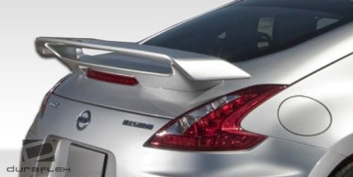 Brightt Duraflex ED-BUG-377 N-2 Wing Trunk Lid Spoiler - 1 Piece Body Kit - Compatible With 370Z 2009-2018