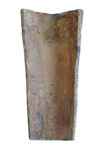 zeitzone Antiker Dachziegel Alter Klosterziegel Terracotta Deko 1.Wahl Gereinigt