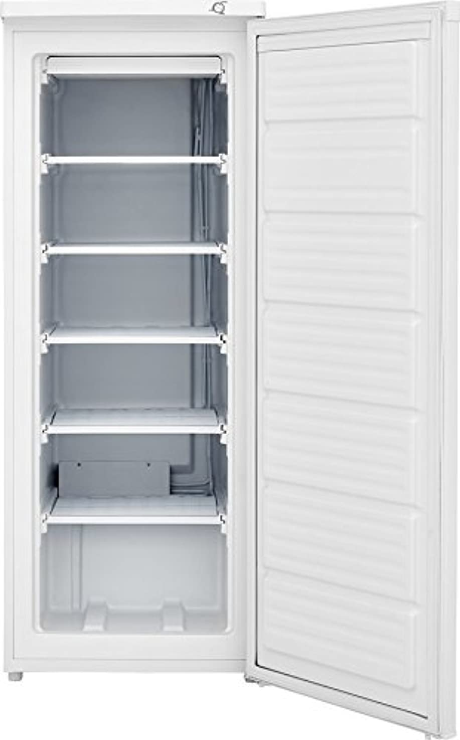 Frigidaire FFFU06M1TW 23 Inch Freestanding Freezer with 6 cu. ft. Capacity in White