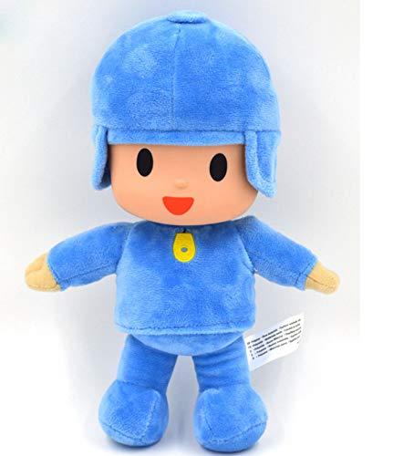 lili-nice Juguetes De Peluche Bandai Plush Pocoyo Stuffed S Doll Soft Figure Toy para Niños Niños Navidad Regalo De Cumpleaños 1Pcs 26Cm