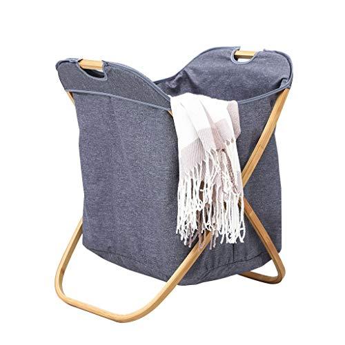 LwLaundry Basket Wasmand enkele wasmand linnen wasmand voor finishing/opslag -3 kleuren