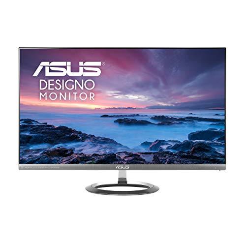 "ASUS Designo MX27AQ 27"" Monitor WQHD 2560x1440 IPS DP HDMI Eye Care Frameless Monitor"