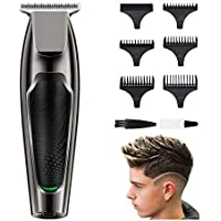 Aiooy Electric USB Rechargeable Hair Clippers Set
