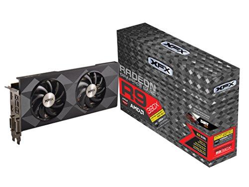 XFX  R9-390X-8DF6 PCI-Express-Grafikkarte