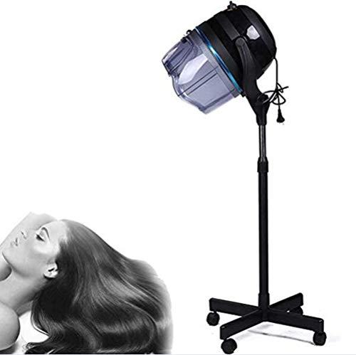 950 W Salon - Condition pour cheveux - Avec support - Couleur : blanc