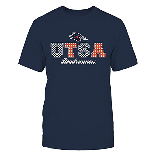 FanPrint UTSA Roadrunners T-Shirt - Patterned Letters - Men