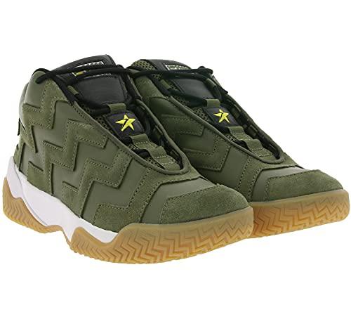 Converse VLTG MID 566166C - Zapatillas para mujer, color Verde, talla 38 EU
