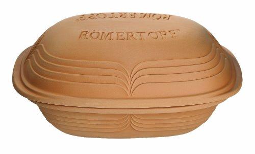 Römertopf ROMERTOPF cocotte Modern Look 5kgs + Livre