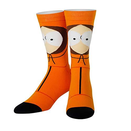 ODD SOX Unisex Crew-Socken - Kenny McCormick (South Park)-(Größe: 38-46)