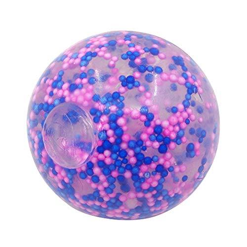 muskmelon Pelota Antiestrés Barata Squeeze Ball Fidget Toy Vent The Grape Ball Juguetes Sensoriales Autismo para Alivio del Estrés Stress Reliever Alivia
