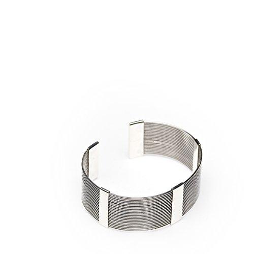 Armreif aus Sterling Silber - schlicht und sexy