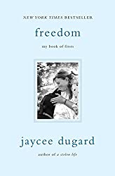 This is Jaycee's second book telling about being held captive for 18 years. This book tells more about her recovery and doing things for the first time. Beautiful!