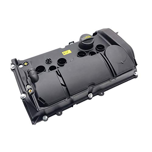Cylinder Head Valve Cover + Bolts + Gasket for MINI Cooper S Clubman Countryman Paceman N18 Engine 1.6L 11127646552 11127603390