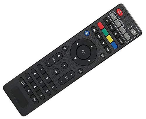 SccKcc TV Set-top Box Remote Control Controller Replacement,for Tvip 410 Tvip 412 Tvip 415 Tvip 605 Tvip S300 Set Top Box