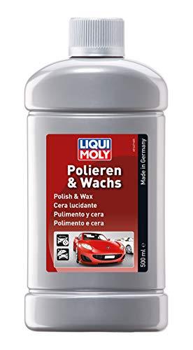 LIQUI MOLY 1467 Polieren und Wachs, 500 ml