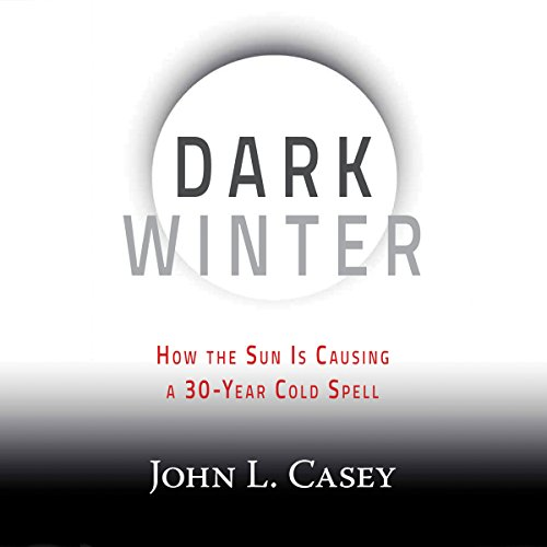 Dark Winter audiobook cover art