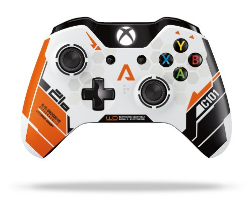 Xbox One Wireless Controller - Titanfall Limited Edition by Microsoft