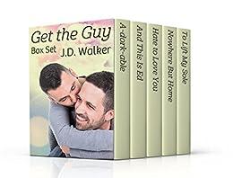 Get the Guy Box Set - 5 M/M Romances in 1! by [J.D. Walker]
