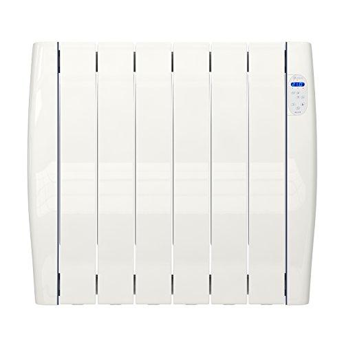 Haverland TT6WIFI - Emisor térmico fluido / radiador programable y con Wifi, 750 W, color blanco
