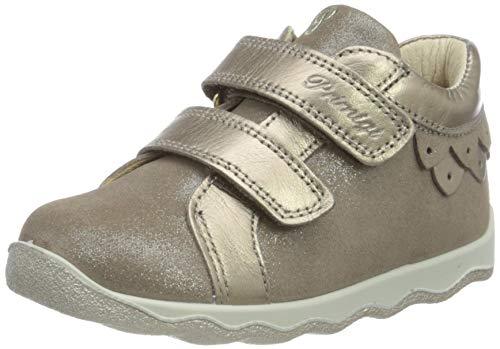 PRIMIGI Baby-Mädchen PIN 63558 First Walker Shoe, Visone/Taupe, 23 EU