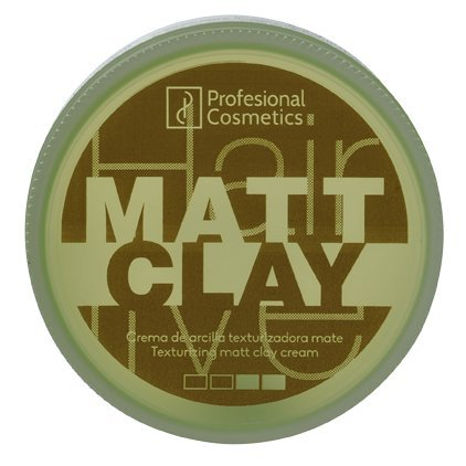 Professional Cosmetics Hairlive Matt Clay 100 ml