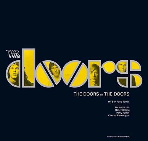 Preisvergleich Produktbild The Doors: Die illustrierte autorisierte Biographie der Band