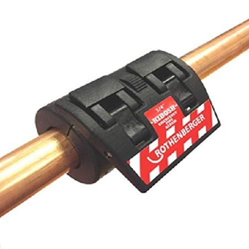 Rothenberger 80007 Kibosh Pipe Repair Tool, 1/2'