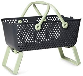 Multipurpose Garden Basket Mod Hod Green