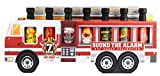 Modern Gourmet Foods, Set de Regalo Muestrario de Salsas Picantes 'Fire Truck', Set de 7