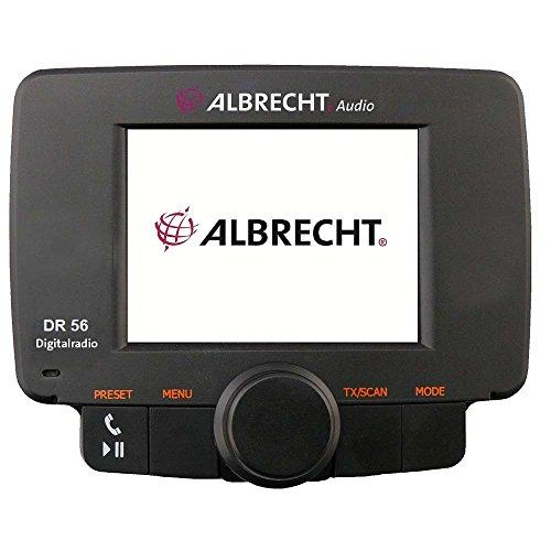 Albrecht 27356 Radio portable Noir