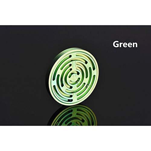 CTDMMJ Titanlegierung Labyrinth Gyro 2 in 1 Erwachsenen Stressabbau Spielzeug Kombination Labyrinth Fingerspitze Gyro Multi Tools